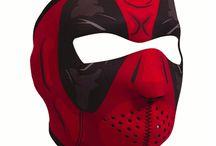Face Masks / Insanely fun & functional bike, motorcycle, airsoft and ski masks. Neoprene Masks, Balaclavas and more!