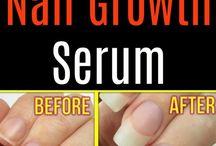 DIY nail growth