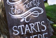 Private Party Ideas! / Host your private party with style!