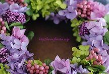 wreath/vence