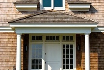 Front Portico roof ideas