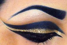 Walk Like An Egyptian / Egyptian Makeup