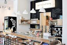 Kaffe/Restaurant/Bar