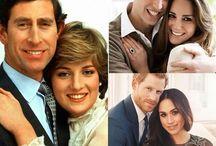 Royality - Prince Harry's family