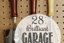 Garage / Organization / by Melissa Pepper