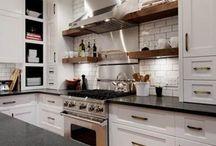 Condo Kitchen Inspiration / by Gina Julian