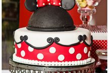 { Party Planning: Minnie/Mickey Party! }