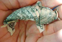 === Paper === / Paper craft, origami etc