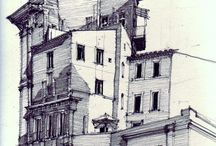 Building's drawing