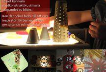 Caja de Luz - Light Box