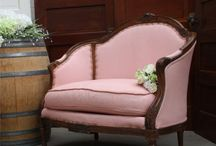 Vintage Furniture / Vintage furniture available to rent for photography and specialty seating in the Edmonton area.