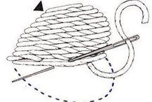 Needlework craft