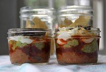Jar Foods, Crafts & other Ideas.