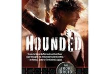 Iron Druid Chronicles Cast By Ivana / Ivana casts the characters in the Iron Druid Chronicles by Kevin Hearne. View book reviews at http://onebooktwo.com.