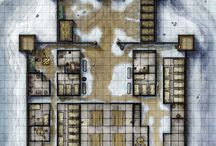 Creative battlemaps
