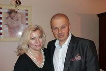 Sylvia and Irek Christmas