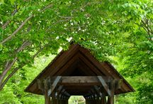 Covered Bridges  / by Sharon Skellie