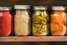 canning/dehydrating- food preservation