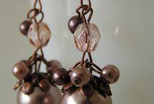 Jewelry Making / I love creating jewelry / by Carolyn Barnett