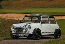 Mini Cooper / Alles um und über Mini Coopers