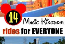 Disney Attractions / Everything you need to know about Disney Attractions and how to make the most of your time in Disney World