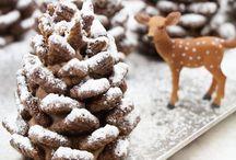 Christmas baking/cooking