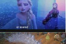 Frozen!!!! / Frozen frozen frozen!!!!