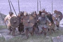 Vikings / The Viking era spans from the late 8th century to the 11th.