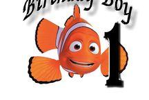 Blake 1st Birthday