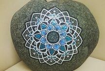 Mandaly kamení