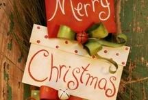 Christmas / by Bridgette Chandler