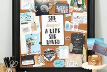 Dream board ideas