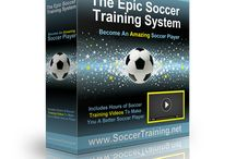 Soccer training / by Cesar Solis
