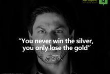 My Inspiration-Sharukh Khan