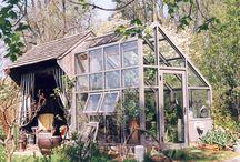 Garden / alles over tuinen, kasjes, planten en landschap