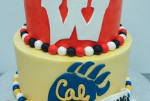 Graduation Cakes / Delight in three layers of cake paired with two generous layers of filling. DeEtta's uses real buttercream, offers a variety of flavors and fillings, and tailors everything — from taste to design — to your personal preferences.