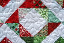 Quilting - Christmas Quilts