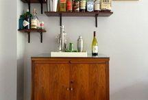 Bar sala/cozinha