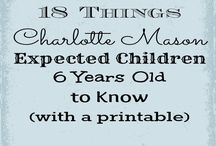 homeschool: charlotte mason method