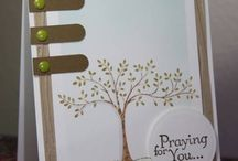 stampin up ideas / projects made with SU products, or very similar / by Mary Ellen Cannon