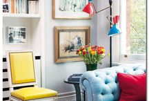 City Life / Dream Apartment (Specifically NYC) / by Sherie Swerdlow