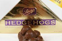 I Love Purdy's Chocolates