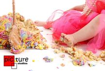 Picture Studios Cake Smash Photography
