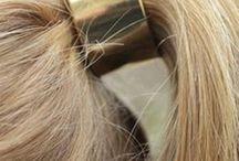 Hair & hairstyle