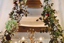 хлопковая свадьба