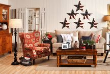 Americana Home Décor / Americana Home Décor  - July 4th is American National Day. Since Americans are known as the most expressive celebrator, they try to also show how patriotic they are by bringing America to their house.