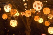 Lanterns / Lanterns from around the world. Not your average home decor, but an amazing source of inspiration.