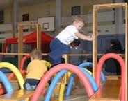 Cvičení děti sokol
