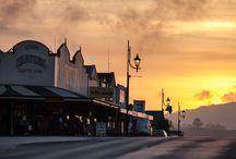 Tasmania / Photographs of: Tasmania, Tassie, landscapes, seascapes mountains