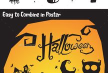 Halloween Silhouette Package